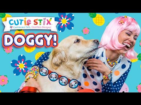 Decorate Your Dog's Leash   Official Cutie Stix