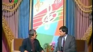 Ustad Mussa Qasemi Interview With Ahmad Ghaws Zalmai! Hq!