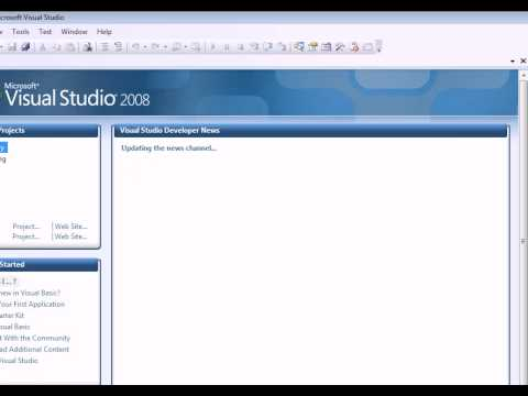 Creating Simple Database Application using VB.NET and SQL Server Part - 1