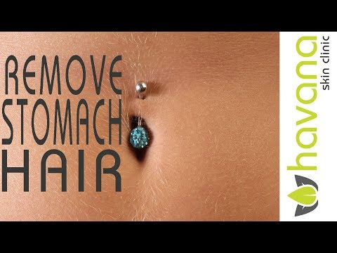 Laser Hair Removal   The Navel