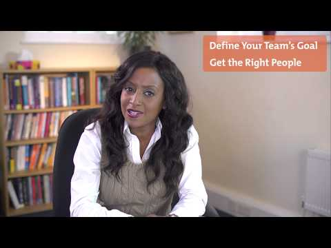 Building an Effective Team: Creating a Productive and Efficient Group