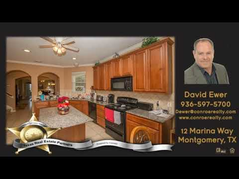3 BED HOME GATED COMMUNITY MONTGOMERY TEXAS
