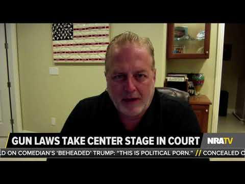 Stinchfield  Chuck Michel Supreme Court Delays Second Amendment Case Again   62017
