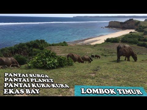 Liburan Ke Pantai Surga Lombok Timur