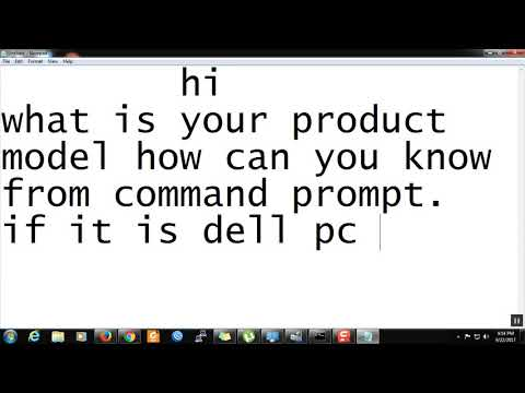 dell pc product key?