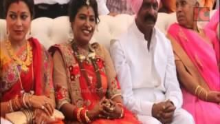 Arun Gawli, Mumbai Mafia Don Turned MLA's Son Mahesh Wedding Video