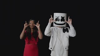 Marshmello X Juicy J  You Can Cry Ft James Arthur Sign Language Video