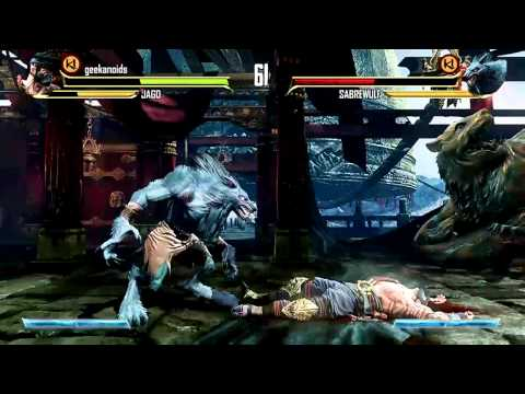 Xbox One DVR Direct Gameplay Recording - Killer Instinct