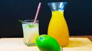 Kairi Ka Sharbat l Kachhe Aam Ka Sharbat l Raw Mango Juice l Cooking with Benazir