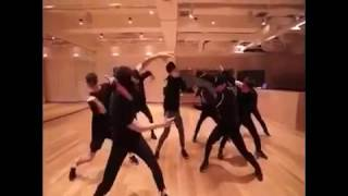 exo leaked monster choreo + demo song