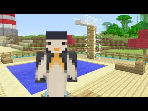 Minecraft Xbox: Diving Board [156]