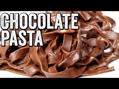 Chocolate Pasta Recipe
