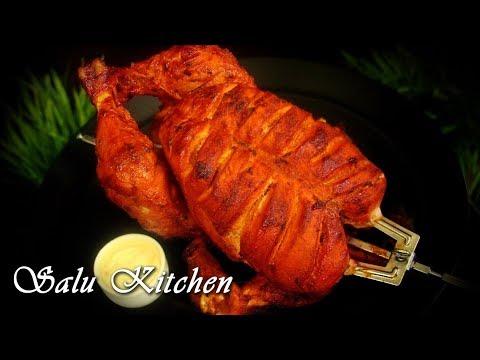 Tandoori Chicken Rotisserie (Morphy Richards) OTG
