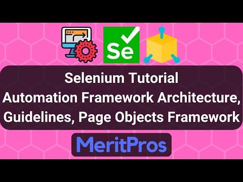 Selenium Tutorial - Selenium Framework Using Java - Hybrid Automation Framework