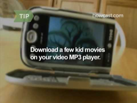 How to Entertain Children While Traveling