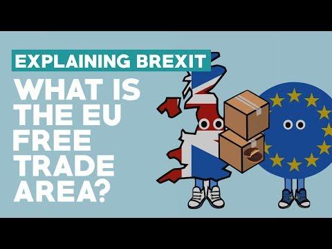 European Free Trade Area - Explaining Brexit