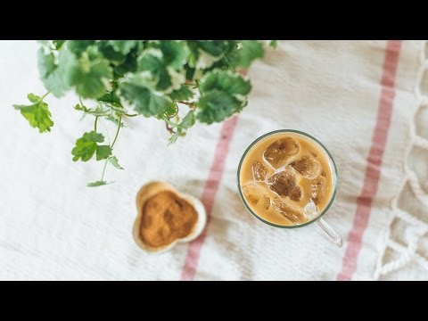 Iced Cinnamon Coffee Recipe