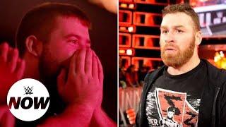 Sami Zayn shocks WWE! What just happened?: WWE Now