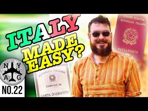 Jure Sanguinis Italian Citizenship - Let's make this EASIER!