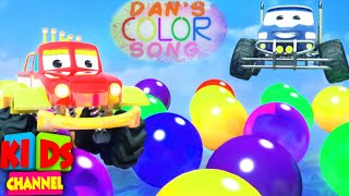 Colors Song for Babies + More Learning Videos from Kids Channel