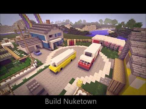 70 Minecraft Building Ideas: 2.0
