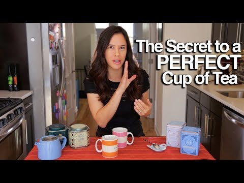 How to Make the PERFECT Cup of Tea (and who was EARL GREY, anyway?)