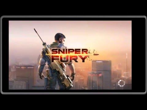 Sniper Fury Windows 10 mobile GamePlay