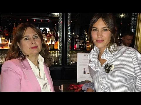 Alexandra Shulman LIVE Q&A On Leaving British Vogue Magazine after 25 Years & the Future