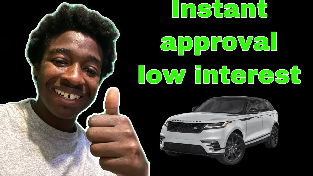 Capital One Auto Loan INSTANT APPROVAL and the process!!