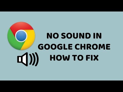 No Sound in Google Chrome How to Fix   Tech Videos In Hindi