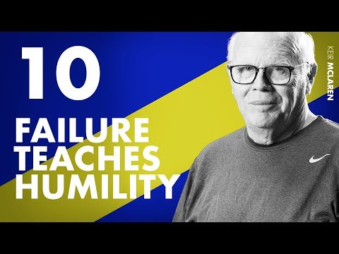 What Failure Can Teach You About Humility  w/ Keir McLaren  Ep10