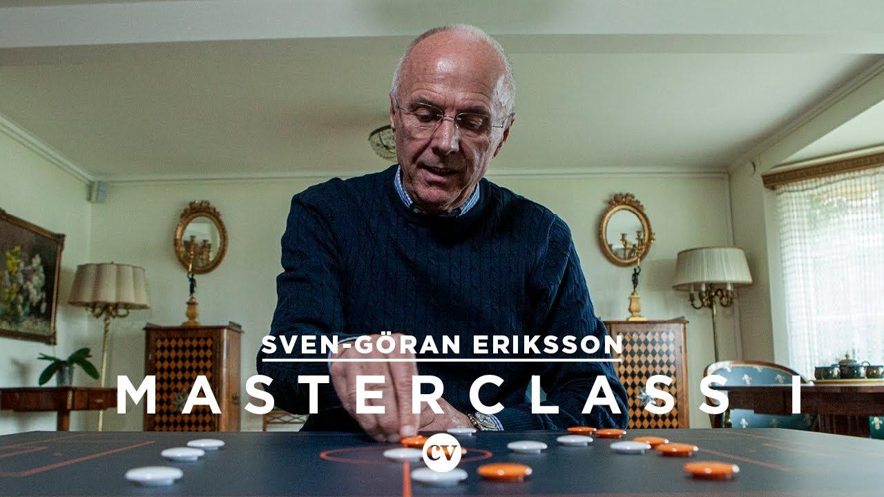 Sven-Göran Eriksson: Tactics, Germany 1 England 5 - Masterclass