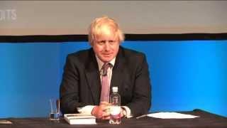 Boris Johnson Q & A