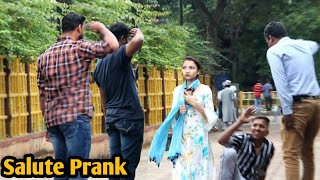 Salute Prank On Independence Day || Funny Pranks || Salute Prank || Prank Shala
