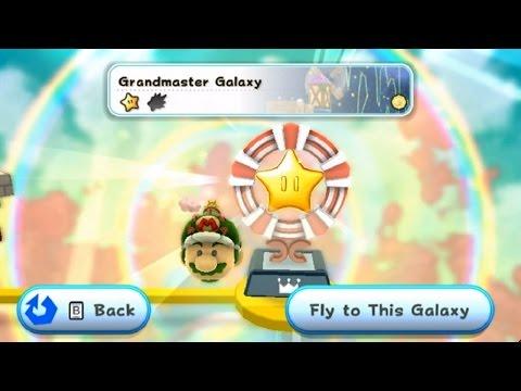 Super Mario Galaxy 2 - Grandmaster Galaxy (Final Level)