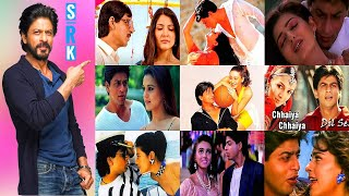 Shahrukh Khan Super Hit Songs   SRK