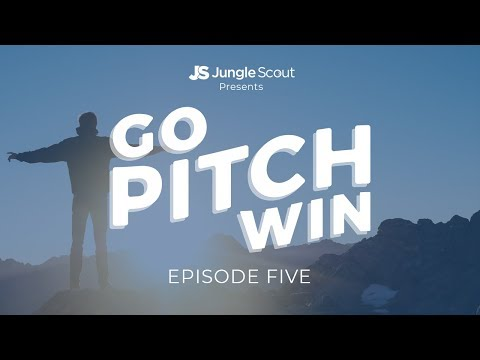This could be a GAME change for Parents 👶🍼Pitch 2 I Week 2 I Go Pitch Win I Jungle Scout
