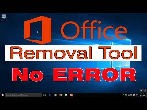 Uninstall Error 30180-4 | Install Microsoft Office 2016/365/2013/2010 Without Error