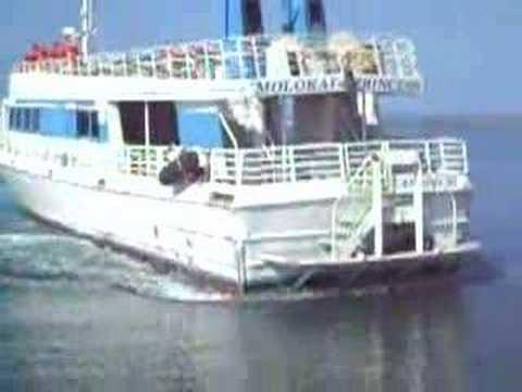 Molokai Princess Maui to Molokai Ferry