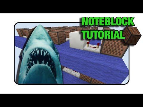 Jaws Doorbell - Note Block