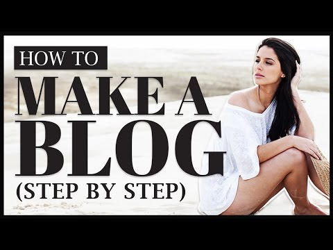 How to Make a WordPress Blog | Step by Step for Beginners | EASY! 😀