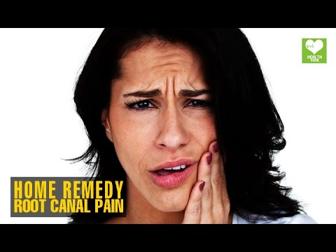 Home Remedies For Root Canal Pain | Health Tips | Educational Video