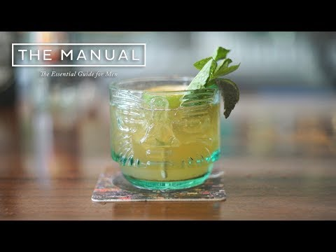 How To Make The Zombie Cocktail - A Jamaican Rum Drink To Set Your Night On Fire