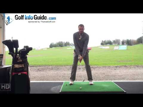 Left Handed Golf Tip Managing The Shaft Angle Of Your Golf Irons And Hybrids