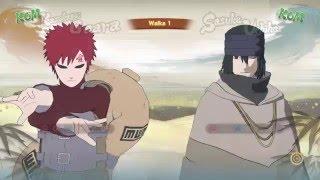Naruto UNS4 - Turniej NPC'towy (Runda 1 - Walka 5) - Okummayo VS Mr Mazur