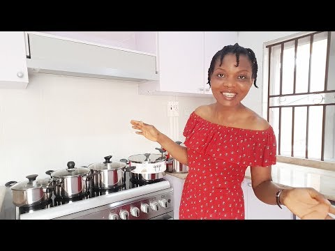 My Cookware Set: Best Pots for Nigerian Cooking, How I take Care of My Pots