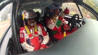 Test stampa Simone Campedelli - Daniel Elena Rally du Var [2/2]