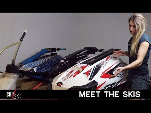 ChixSki: Meet the Stand Up Jet Skis