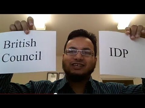 IELTS IDP vs British Council 📝 Whats the difference Easier Harder Better SYED
