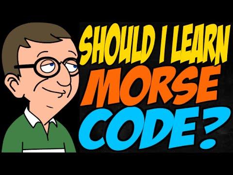 Should I Learn Morse Code?